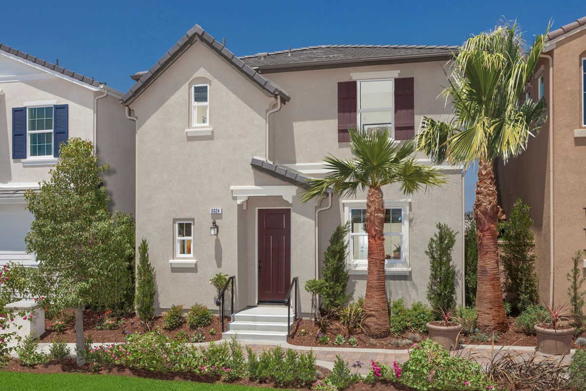 New Homes in Eastvale, CA - Harmony at The Lodge Residence Three