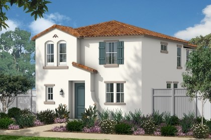 "New Homes in Eastvale, CA - Spanish ""A"""