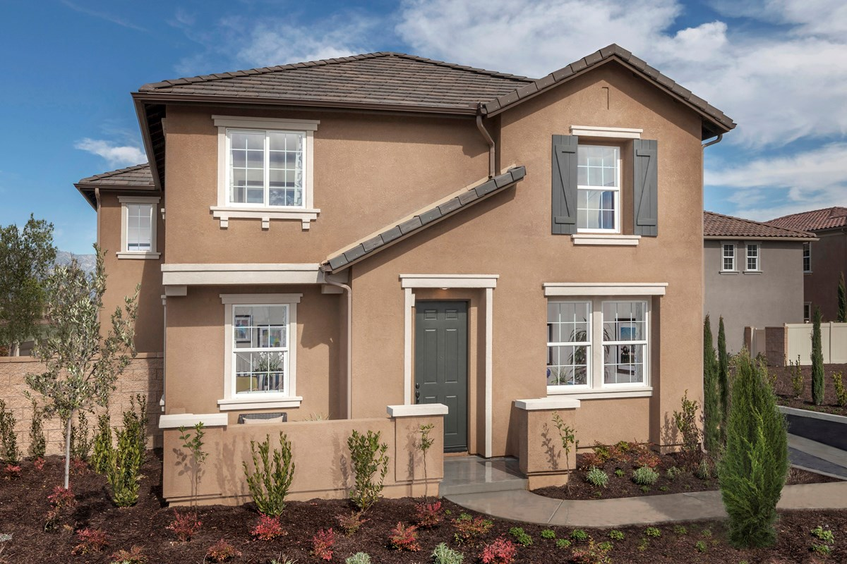 New Homes in Eastvale, CA - Symmetry at The Lodge Residence One