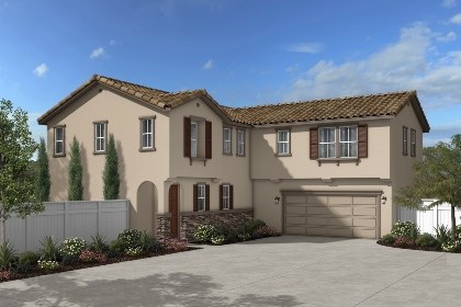 New Homes in Eastvale, CA - Monterey 'B""