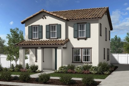 New Homes in Eastvale, CA - Monterey 'B'