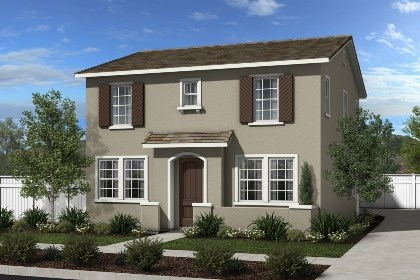 New Homes in Eastvale, CA - Provencal 'D'