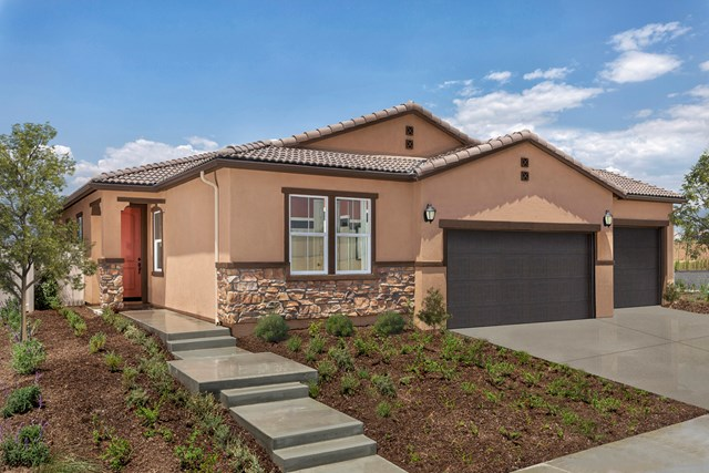 New Homes in Redlands, CA - Tuscan 'B'