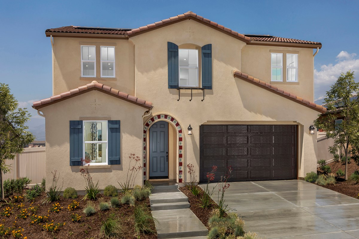New Homes in Redlands, CA - The Meadows Residence 2227
