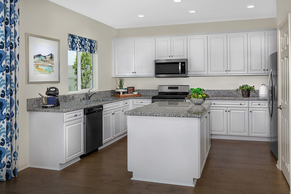 New Homes in Redlands, CA - The Meadows Residence 2227 - Kitchen