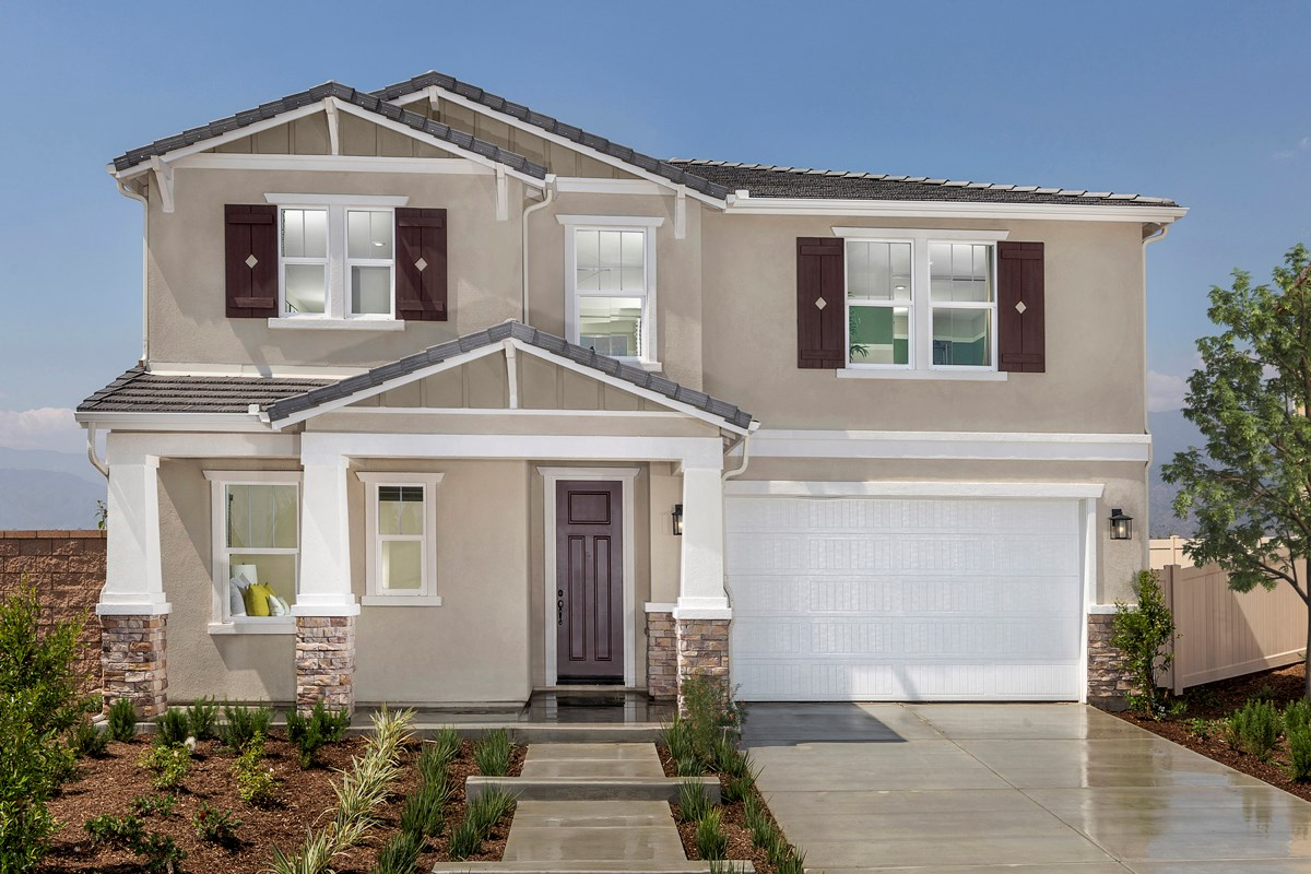 New Homes in Redlands, CA - The Meadows Residence 2537