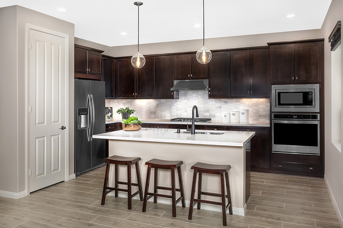 New Homes in Redlands, CA - The Meadows Residence 2537 - Kitchen