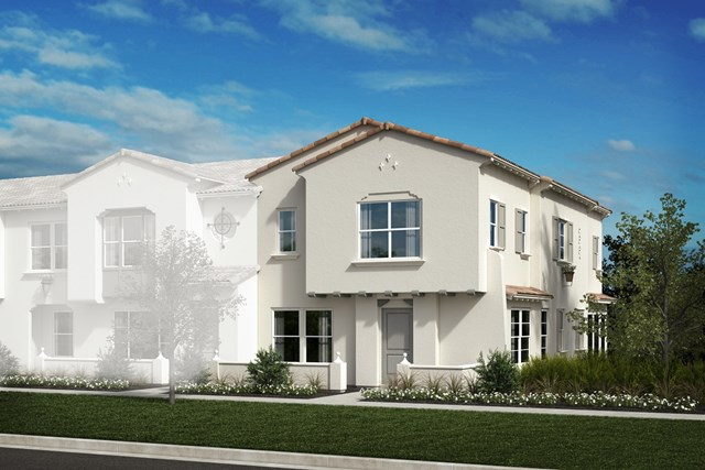 New Homes in North Fontana, CA - Andalusian 'D'