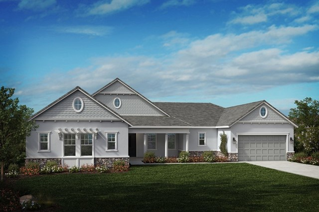 New Homes in Riverside , CA - Cape Cod 'E'