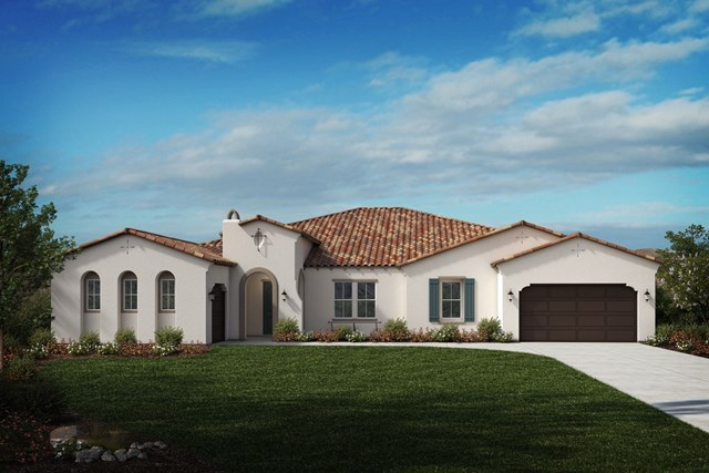 New Homes in Riverside , CA - Spanish 'A'