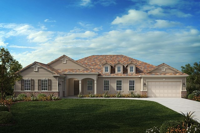 New Homes in Riverside , CA - Traditional 'C'