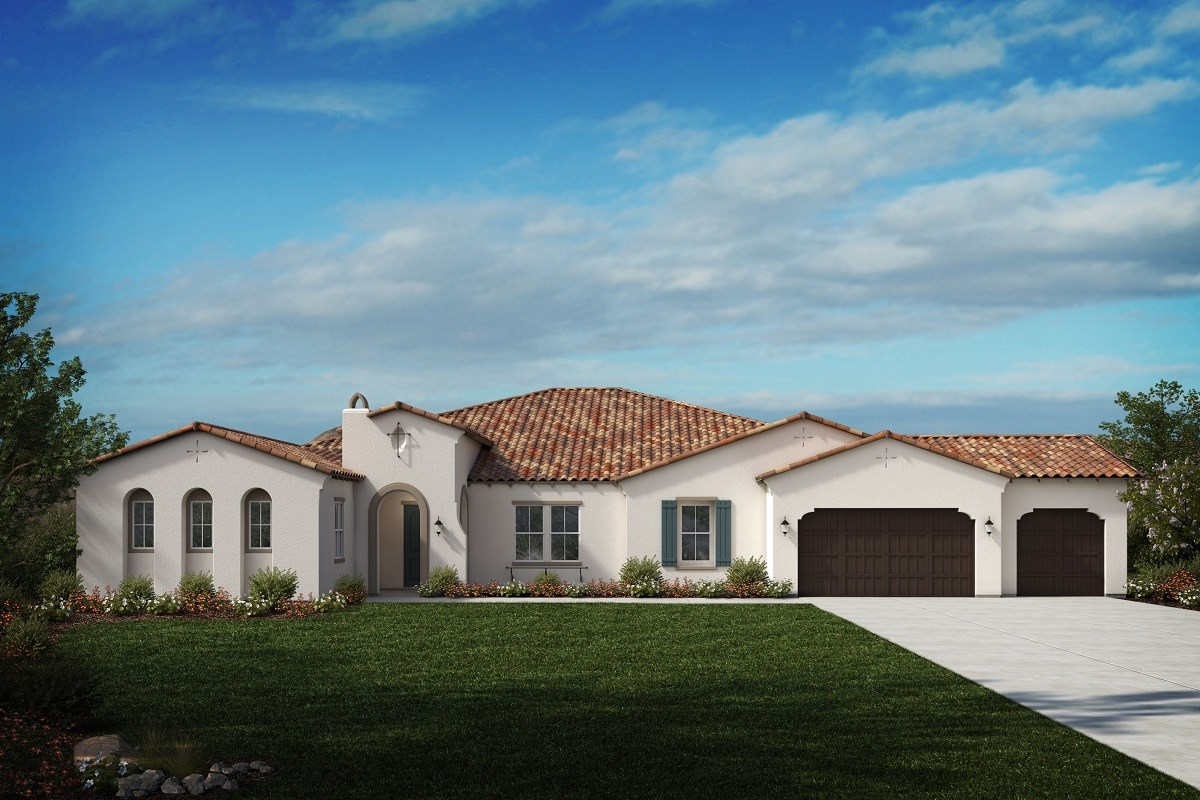 New Homes in Riverside , CA - The Trails at Mockingbird Canyon Residence 5380
