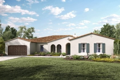 New Homes in Riverside, CA - Spanish Colonial