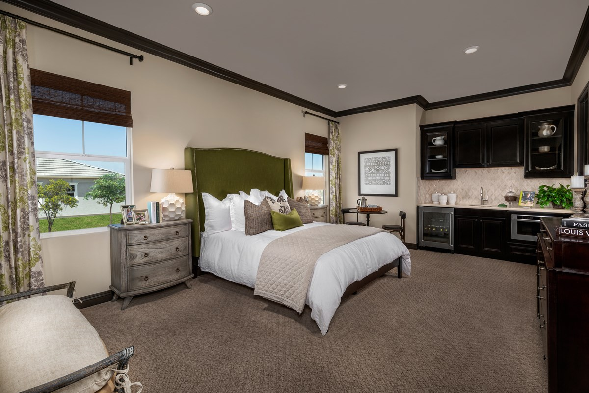 New Homes in Riverside , CA - The Trails at Mockingbird Canyon Residence 4011 - Jr. Suite