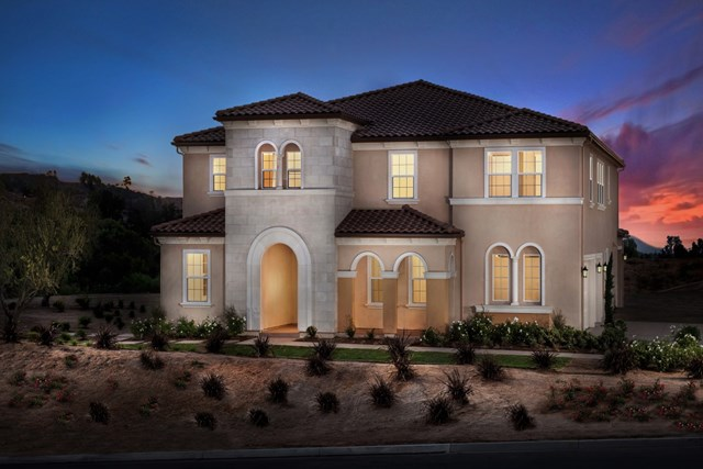 New Homes in Riverside , CA - Italianate 'B'