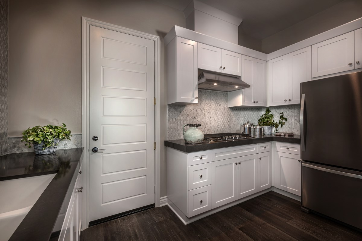 New Homes in Riverside , CA - The Trails at Mockingbird Canyon Residence 5084 - Prep Kitchen
