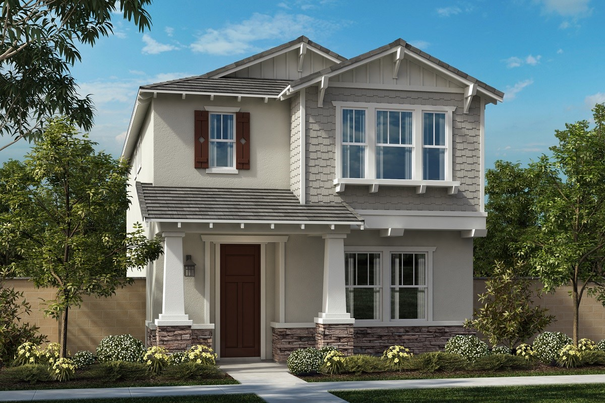 New Homes in Chino, CA - Turnleaf Residence 1732