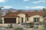 New Homes in Victorville, CA - Residence Two Modeled