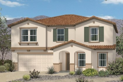 New Homes in Victorville, CA - Italianate 'C'