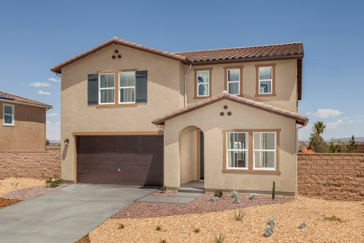 New Homes in Victorville, CA - Falcon Ridge Residence Five