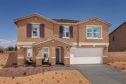 New Homes in Victorville, CA - Tuscan 'B'