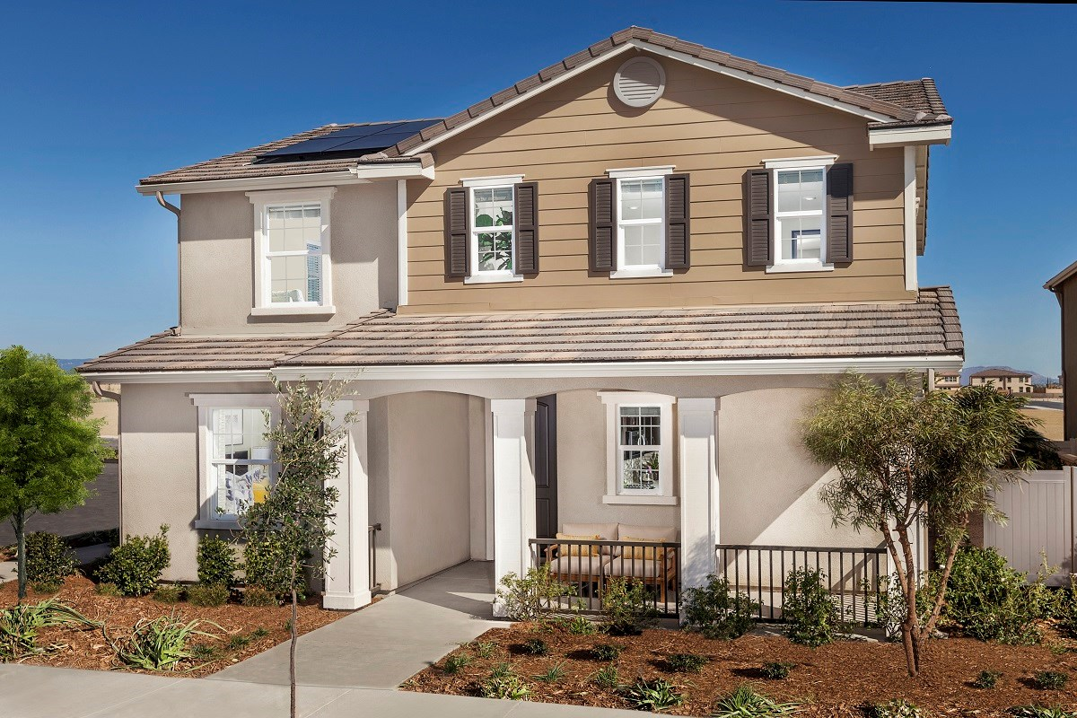 New Homes in Ontario Ranch, CA - Willowmore at Park Place Residence 2335