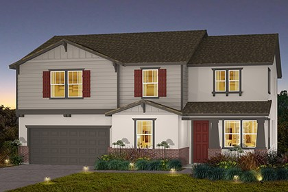 New Homes in Stockton, CA - The Pearl-Craftsman