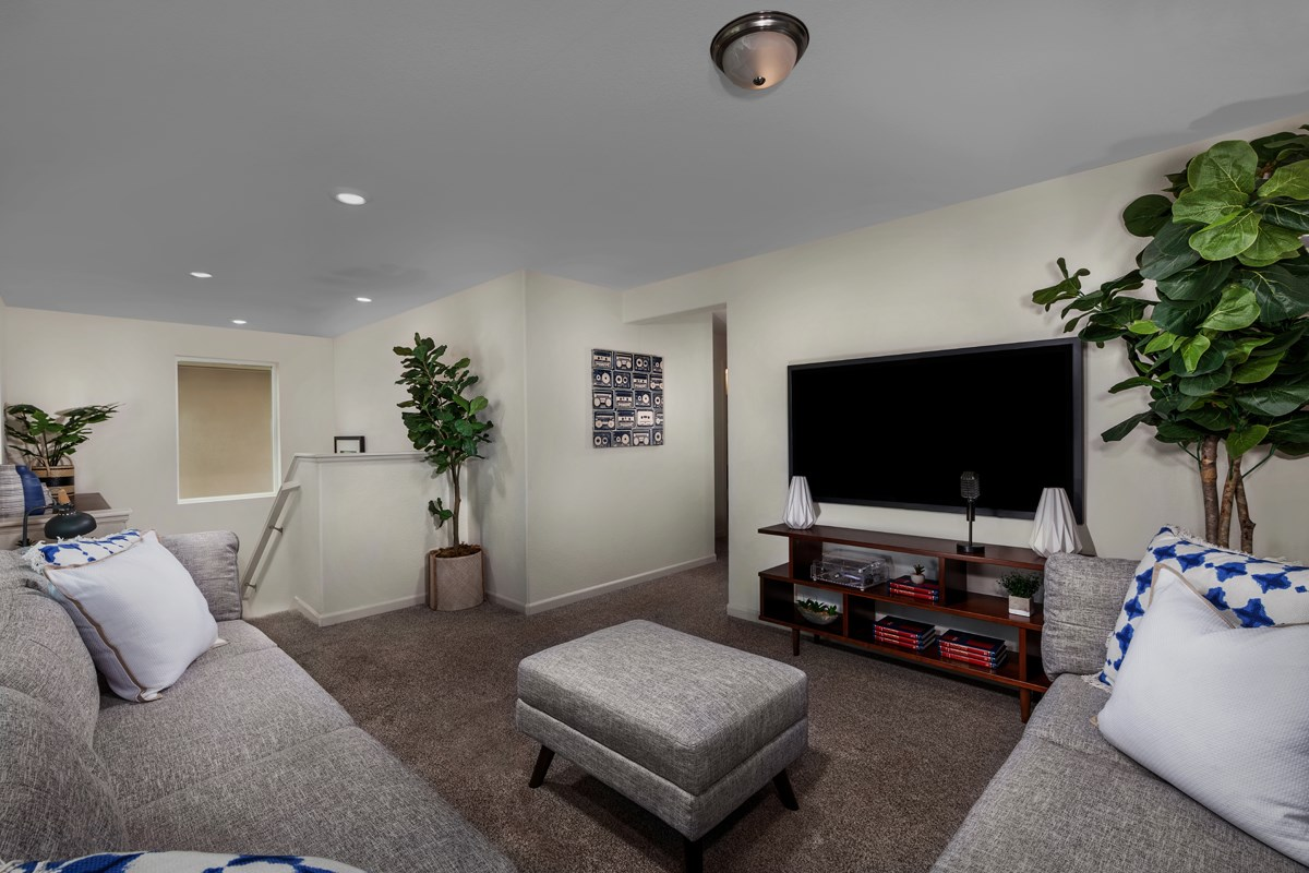 New Homes in Stockton, CA - Belluno Plan 2091 Loft