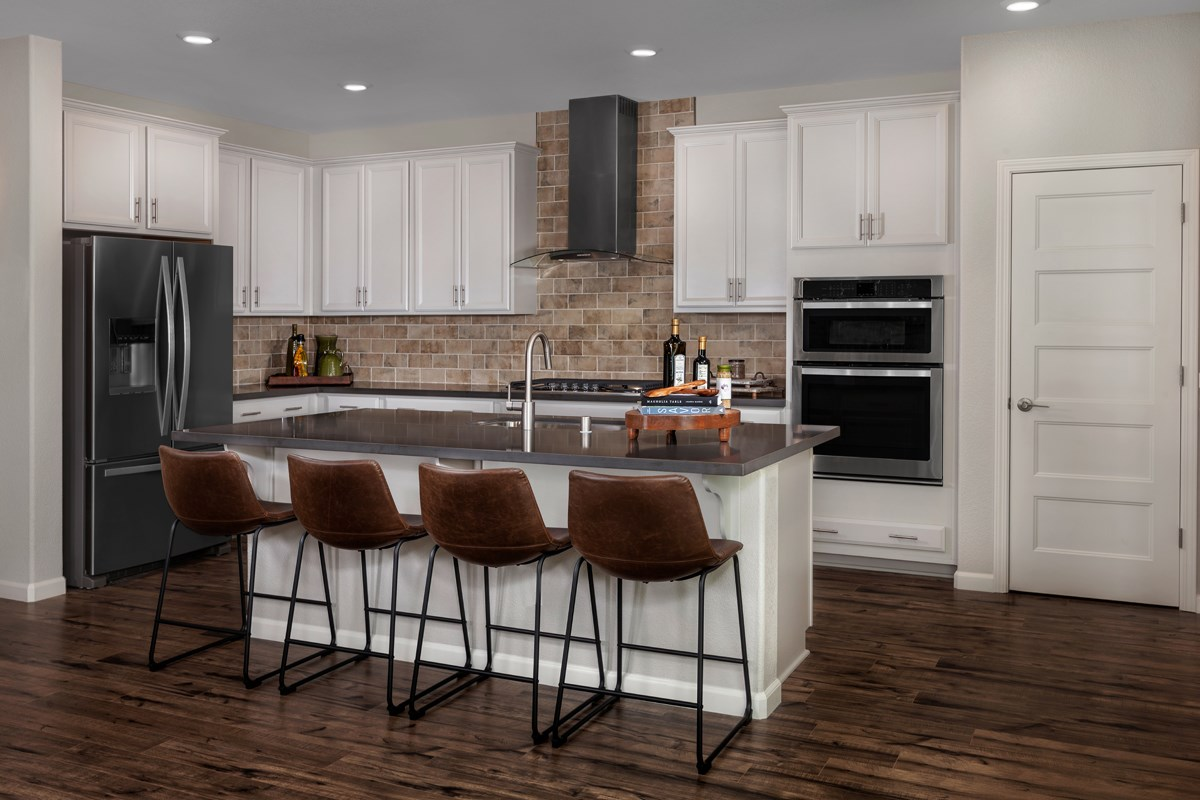 New Homes in Stockton, CA - Belluno Plan 2229 Kitchen