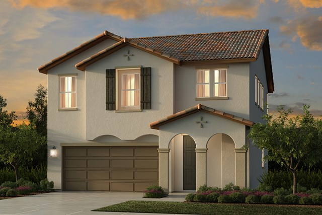 New Homes in Stockton, CA - Plan 1790 A