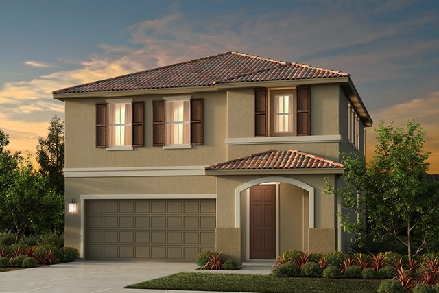 New Homes in Stockton, CA - Plan 1790 C