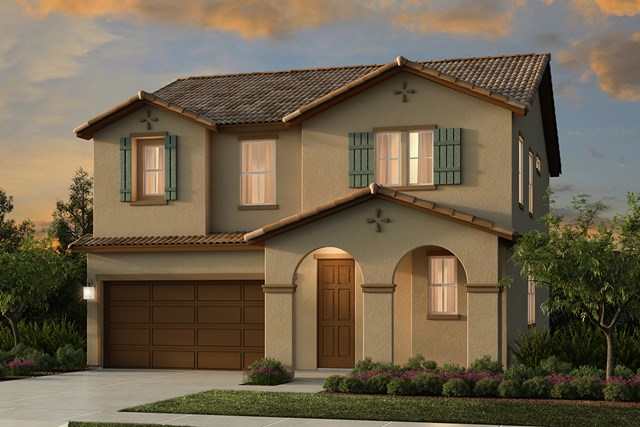 New Homes in Stockton, CA - Plan 2091 A