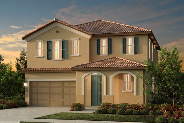 New Homes in Stockton, CA - Plan 2091 C