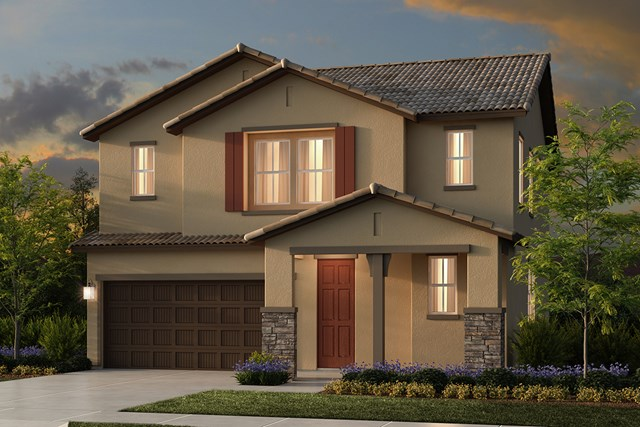 New Homes in Stockton, CA - Plan 2091 E