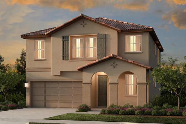 New Homes in Stockton, CA - Plan 2229 A