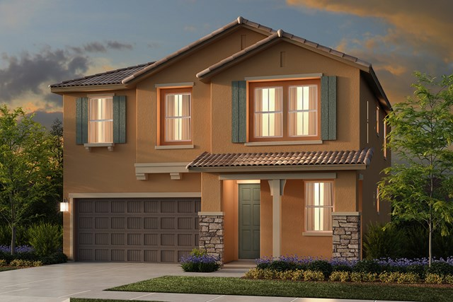 New Homes in Stockton, CA - Plan 2229 E
