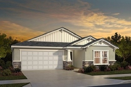 New Homes in Elk Grove, CA - Plan 1429 B