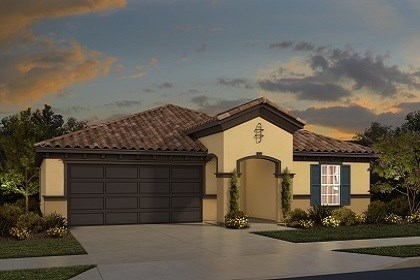 New Homes in Elk Grove, CA - Plan 1429 C