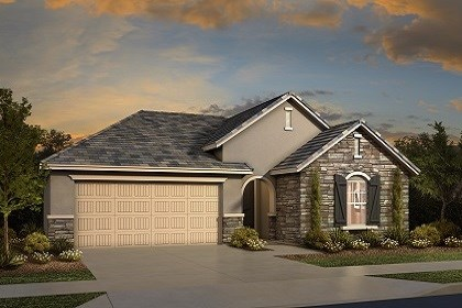 New Homes in Elk Grove, CA - Plan 1429 D