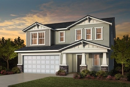New Homes in Elk Grove, CA - Plan 1850 B