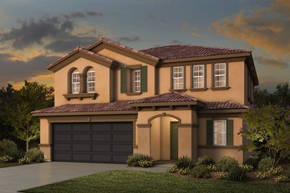 New Homes in Elk Grove, CA - Plan 1850 C