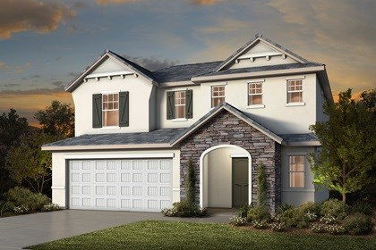 New Homes in Elk Grove, CA - Plan 1850 D