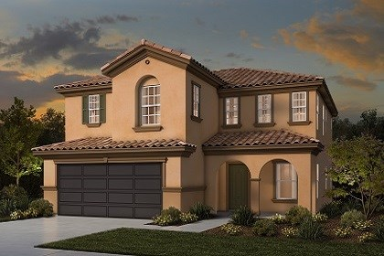 New Homes in Elk Grove, CA - Plan 2125 C
