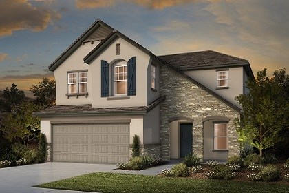 New Homes in Elk Grove, CA - Plan 2125 D
