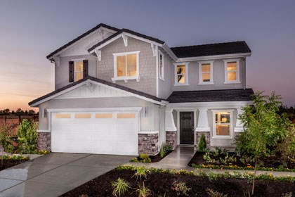 New Homes in Elk Grove, CA - Plan 2125 B