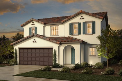 New Homes in Rocklin, CA - Plan 1 - Spanish
