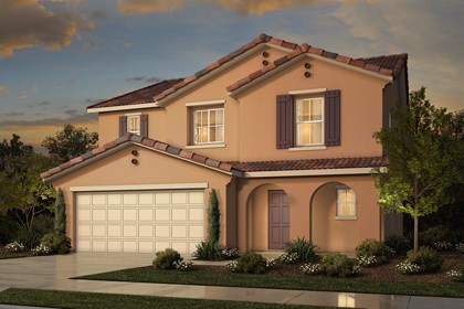 New Homes in Rocklin, CA - Plan 3 - Spanish