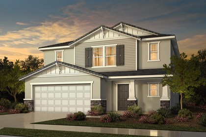 New Homes in Rocklin, CA - Plan 3 - Craftsman