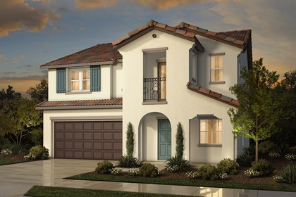 New Homes in Rocklin, CA - Plan 4 - Spanish