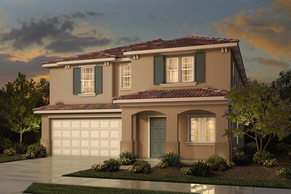 New Homes in Rocklin, CA - Plan 4 - Italianate
